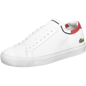 La Piquee Sneaker Herren, weiß / rot, zoom bei OUTFITTER Online
