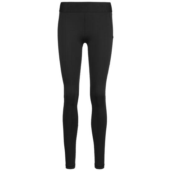 Alphaskin Trainingstight Damen, schwarz / weiß, zoom bei OUTFITTER Online
