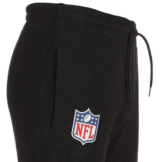 NFL Heather Jogginghose Herren, schwarz, zoom bei OUTFITTER Online