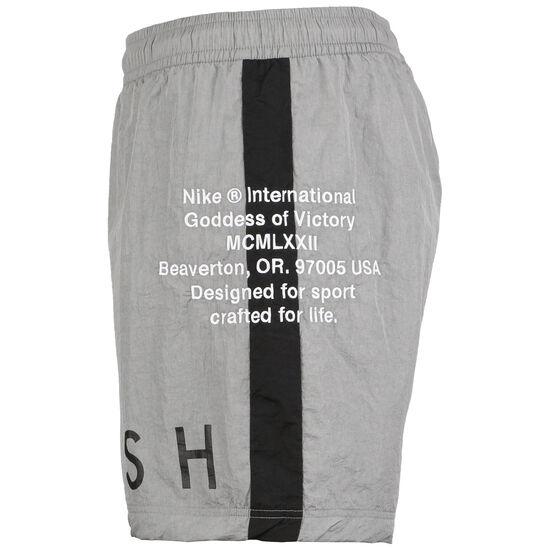 Sportswear Swoosh Shorts Herren, grau, zoom bei OUTFITTER Online