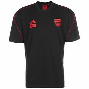 FC Arsenal X 424 T-Shirt Herren, schwarz / rot, zoom bei OUTFITTER Online