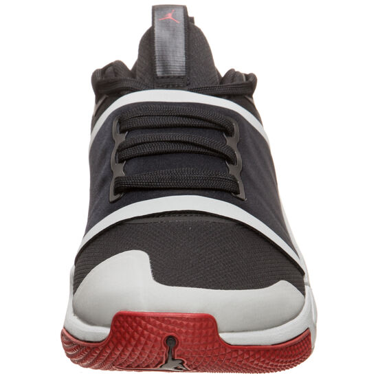 Jordan Trainer Pro 2 Trainingsschuh Herren, schwarz / rot, zoom bei OUTFITTER Online