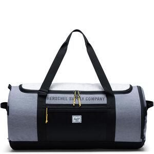 Sutton Carryall Tasche, grau / schwarz, zoom bei OUTFITTER Online