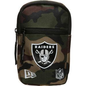 NFL Oakland Raiders Mini Pouch Schlüsseltasche, , zoom bei OUTFITTER Online