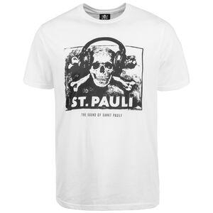 Sound T-Shirt Herren, weiß, zoom bei OUTFITTER Online