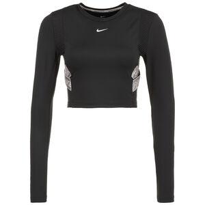 Pro AeroAdapt Trainingsshirt Damen, schwarz, zoom bei OUTFITTER Online