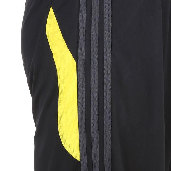 Manchester United Trainingsshort Herren, schwarz / gelb, zoom bei OUTFITTER Online