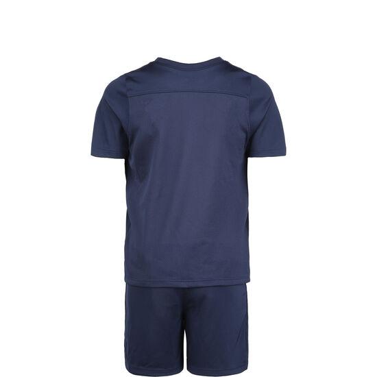 Park 20 Trainingsanzug Kinder, dunkelblau / weiß, zoom bei OUTFITTER Online