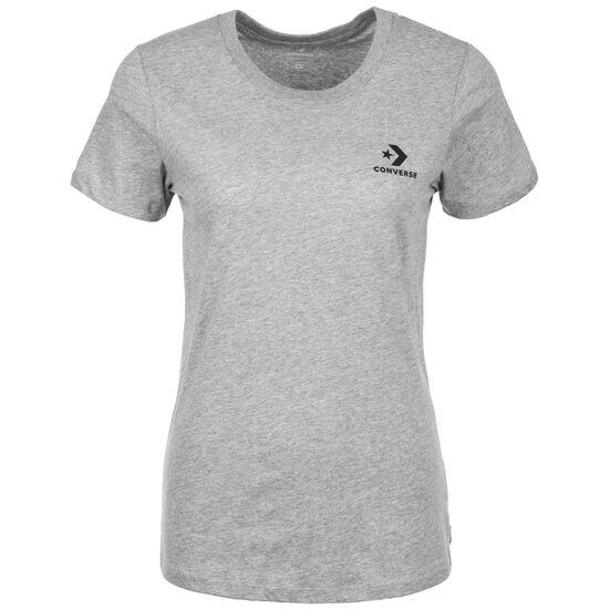 Star Chevron Left Logo T-Shirt Damen, grau, zoom bei OUTFITTER Online