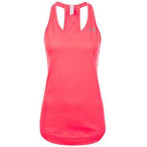 HeatGear Threadborne Swyft Racer Lauftank Damen, pink, zoom bei OUTFITTER Online