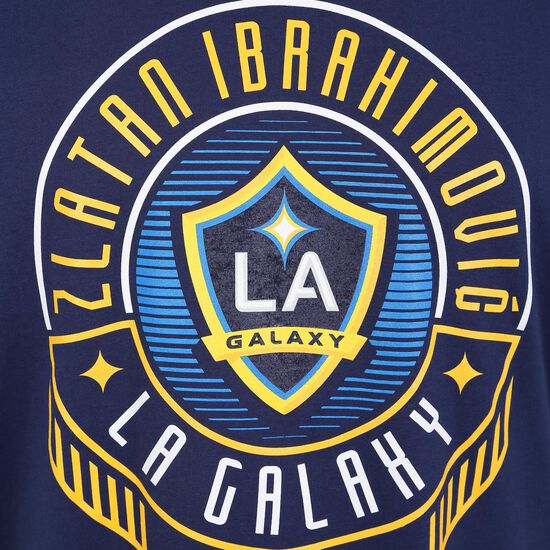 LA Galaxy Zlatan Ibrahimovic T-Shirt, dunkelblau, zoom bei OUTFITTER Online
