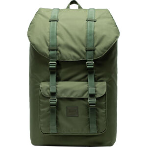 Little America Light Rucksack, oliv, zoom bei OUTFITTER Online