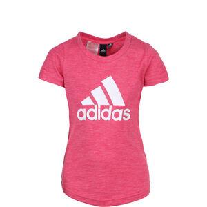 ID Winner T-Shirt Kinder, pink / weiß, zoom bei OUTFITTER Online