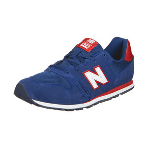 YC373 Sneaker Kinder, blau / rot, zoom bei OUTFITTER Online