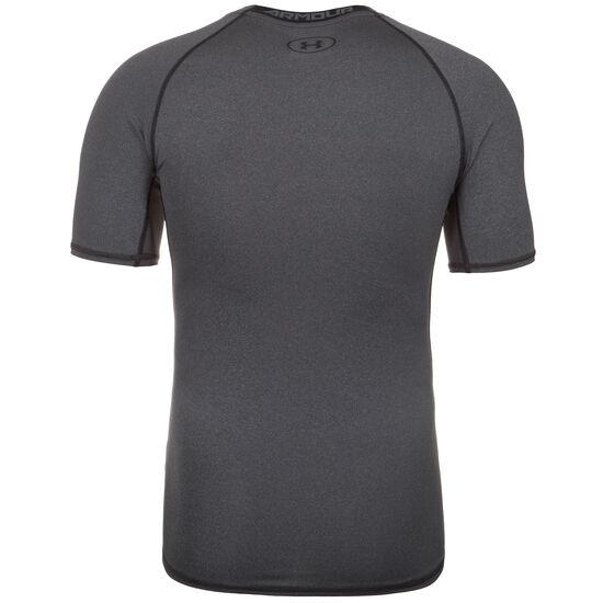 HeatGear Armour Compression Trainingsshirt Herren, Grau, zoom bei OUTFITTER Online