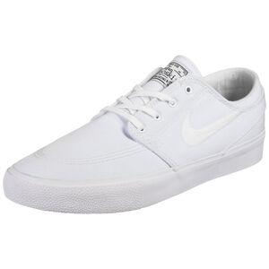 Zoom Janoski RM Canvas Sneaker Herren, weiß / braun, zoom bei OUTFITTER Online