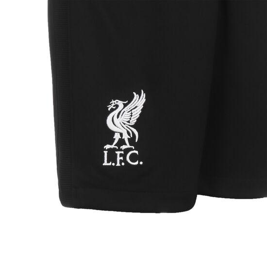 FC Liverpool Torwartshort Breathe Stadium 2020/2021 Kinder, schwarz / weiß, zoom bei OUTFITTER Online
