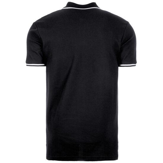 Polo TM Club19 SS Poloshirt Herren, schwarz / weiß, zoom bei OUTFITTER Online