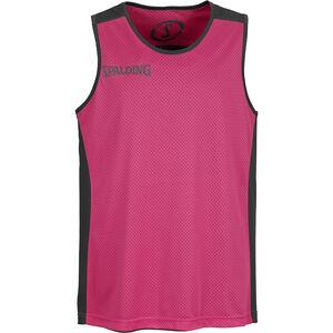 Essential Reversible Trainingstop Herren, schwarz / pink, zoom bei OUTFITTER Online