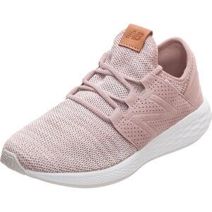 Fresh Foam Cruz v2 Knit Laufschuh Damen, Pink, zoom bei OUTFITTER Online