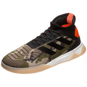 Predator 19.1 Trainers Street Sneaker Herren, khaki / schwarz, zoom bei OUTFITTER Online