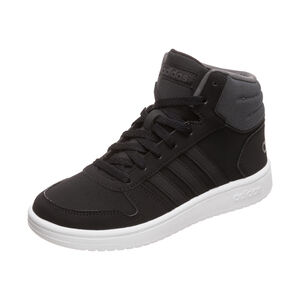 Hoops Mid 2.0 Sneaker Kinder, schwarz, zoom bei OUTFITTER Online