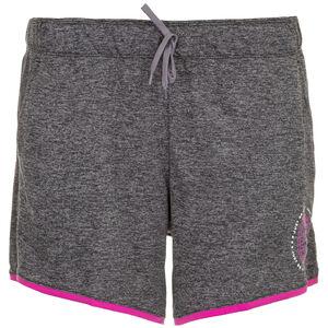 Dry Attack GRX Trainingsshort Damen, grau / pink, zoom bei OUTFITTER Online