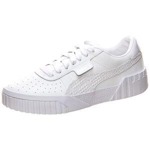 Cali Snake Sneaker Damen, weiß / silber, zoom bei OUTFITTER Online