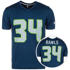 NFL Seattle Seahawks #Rawls 34 T-Shirt Herren, dunkelblau, zoom bei OUTFITTER Online