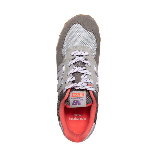 GC574 Sneaker Kinder, grau, zoom bei OUTFITTER Online