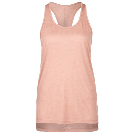 Yoga Layer Trainingstop Damen, apricot / orange, zoom bei OUTFITTER Online