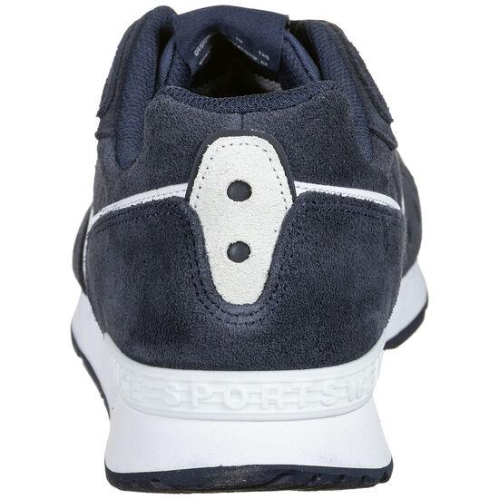 Venture Suede Runner Sneaker Herren, dunkelblau / weiß, zoom bei OUTFITTER Online