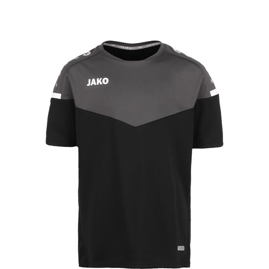 Champ 2.0 Trainingsshirt Kinder, schwarz / anthrazit, zoom bei OUTFITTER Online