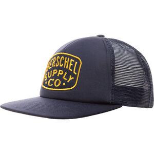 Whaler Mesh Snapback Cap, dunkelblau, zoom bei OUTFITTER Online