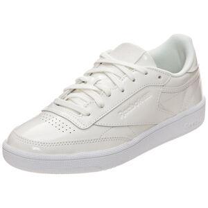 CLUB C 85 Patent Sneaker Damen, Weiß, zoom bei OUTFITTER Online