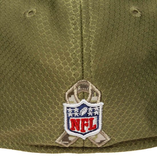 39Thirty NFL Salute to Service Pittsburgh Steelers Cap, oliv, zoom bei OUTFITTER Online