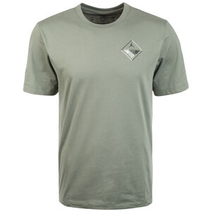 Wings Flight Logo T-Shirt Herren, grün, zoom bei OUTFITTER Online
