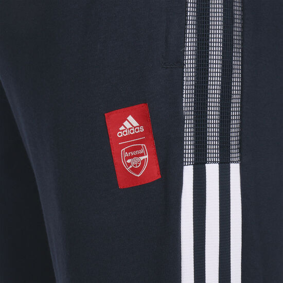 FC Arsenal Chinese New Year Trainingshose Herren, dunkelblau / weiß, zoom bei OUTFITTER Online