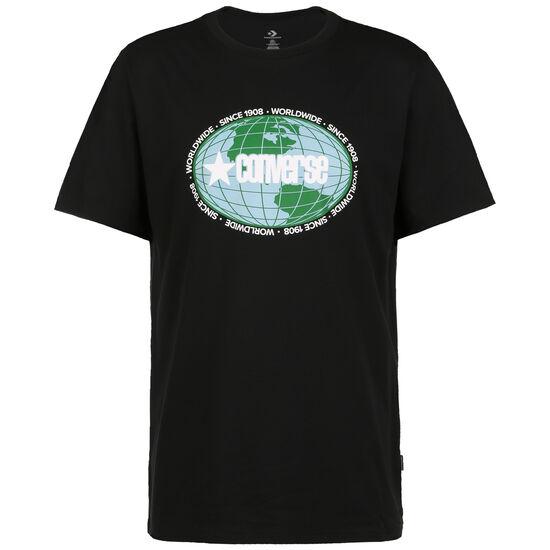 Around The World T-Shirt Herren, schwarz, zoom bei OUTFITTER Online
