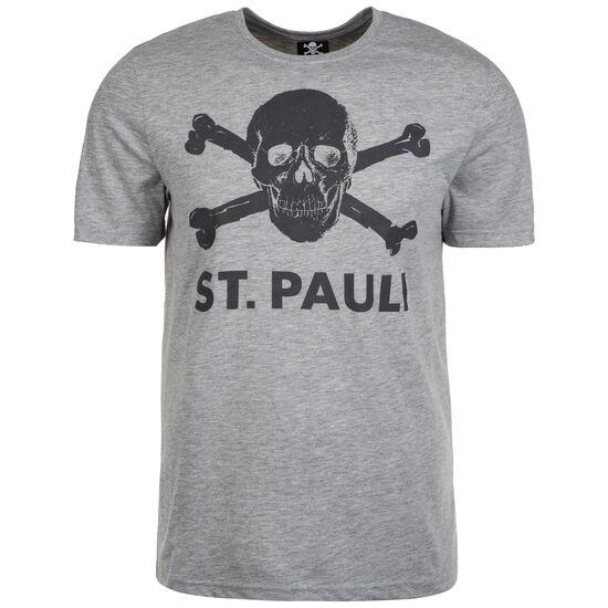 f7605030258fbf FC St. Pauli Totenkopf T-Shirt Herren bei OUTFITTER