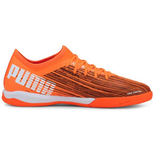 ULTRA 3.1 Indoor Fußballschuh Herren, orange / schwarz, zoom bei OUTFITTER Online