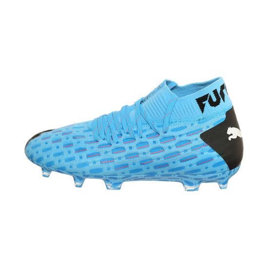Future 5.1 NETFIT FG/AG Fußballschuh Kinder, blau / schwarz, zoom bei OUTFITTER Online