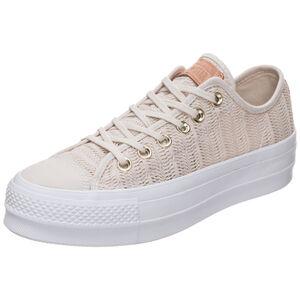 Chuck Taylor All Star Lift Ox Sneaker Damen, Beige, zoom bei OUTFITTER Online