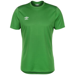 Club Trainingsshirt Herren, grün / weiß, zoom bei OUTFITTER Online