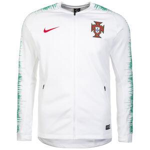 Portugal Anthem Jacke WM 2018 Herren, weiß / grün, zoom bei OUTFITTER Online