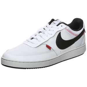 Court Vision Low Premium Sneaker Herren, weiß / schwarz, zoom bei OUTFITTER Online