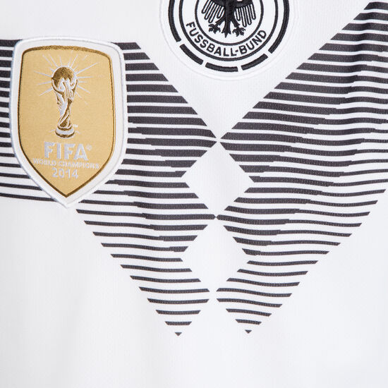 DFB Trikot Home WM 2018 Kinder, Weiß, zoom bei OUTFITTER Online