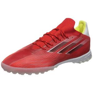 X Speedflow.1 TF Fußballschuh Herren, rot / weiß, zoom bei OUTFITTER Online
