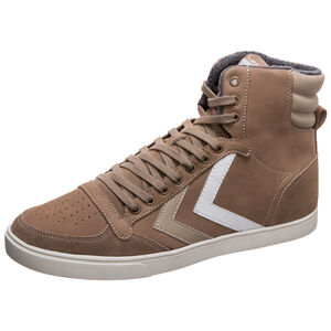 Slimmer Stadil Duo Oiled Sneaker, braun, zoom bei OUTFITTER Online