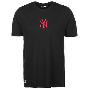 MLB Baseball Bat New York Yankees T-Shirt Herren, dunkelblau / rot, zoom bei OUTFITTER Online
